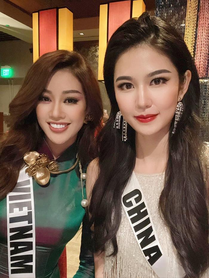 Hoa hậu Khánh Vân bị lộ nọng cằm nhưng fan lại mừng rỡ vô cùng, lạ chưa! Ảnh 6