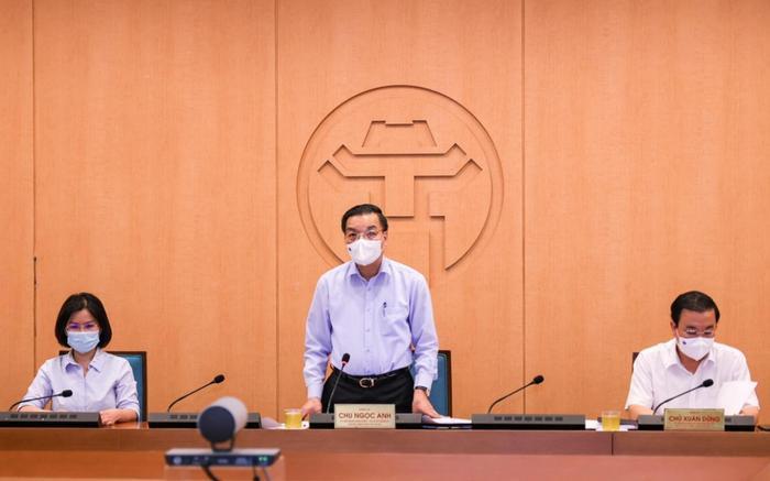 Chủ tịch Hà Nội yêu cầu làm rõ trách nhiệm vụ Giám đốc Hacinco vi phạm quy định phòng chống Covid-19 Ảnh 1