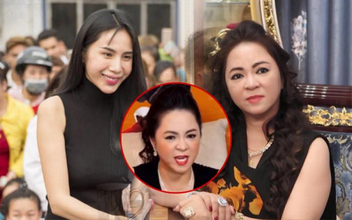 'Cạch mặt' cả showbiz Việt nhưng vì sao bà Phương Hằng lại lên tiếng bênh vực một mình Thủy Tiên? Ảnh 3