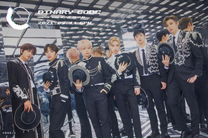Nhiều lần trầy trật, boygroup đàn em Mamamoo - ONEUS đã có màn comeback đầy khởi sắc với 'Black Mirror' Ảnh 7
