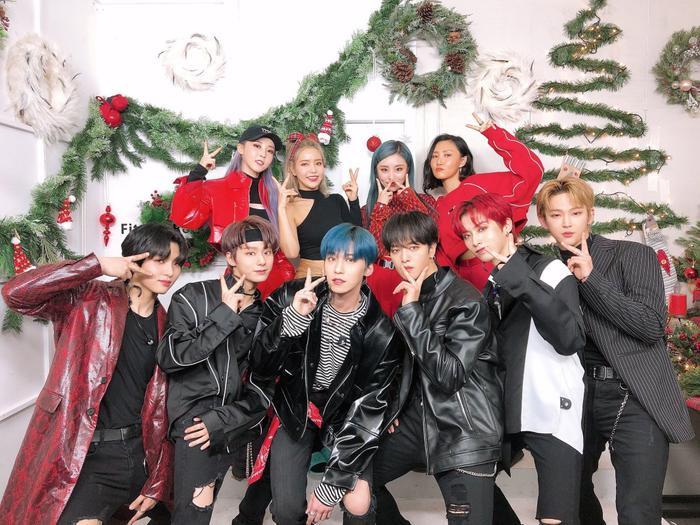 Nhiều lần trầy trật, boygroup đàn em Mamamoo - ONEUS đã có màn comeback đầy khởi sắc với 'Black Mirror' Ảnh 9