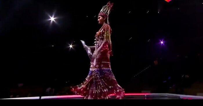 Ngoài Khánh Vân, nhiều sao Việt cùng dân mạng còn ngưỡng mộ một cô gái khác trong Miss Universe Ảnh 1