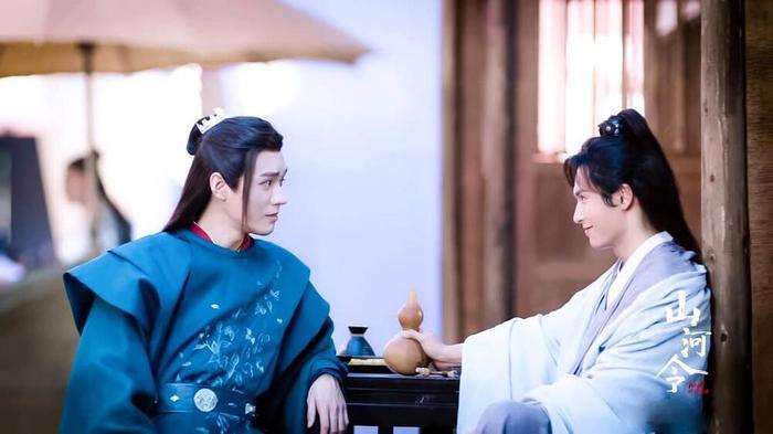 5 bộ phim Hoa Ngữ từng bị truyền thông chính thống chỉ trích: 'Trần tình lệnh', 'Sơn hà lệnh' đều có tên Ảnh 12