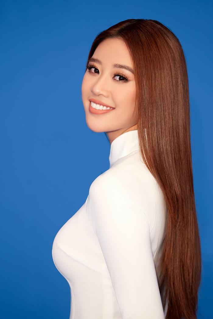 Hành trình lọt Top 21 Miss Universe của Khánh Vân: Trái tim yêu thương tỏa sáng với sự ấm áp Ảnh 4