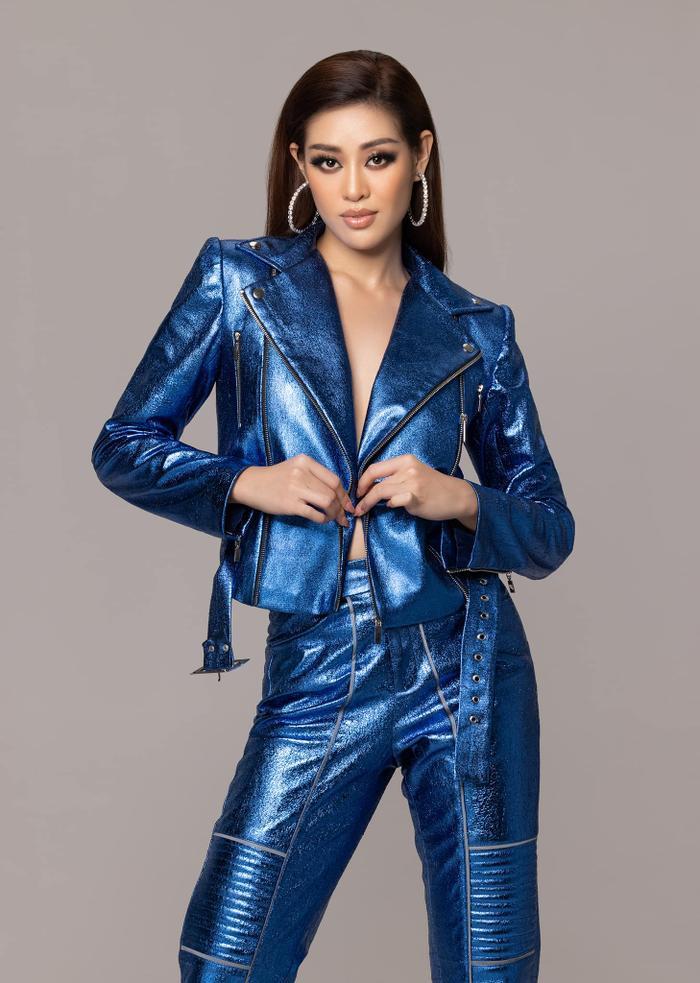 Hành trình lọt Top 21 Miss Universe của Khánh Vân: Trái tim yêu thương tỏa sáng với sự ấm áp Ảnh 18
