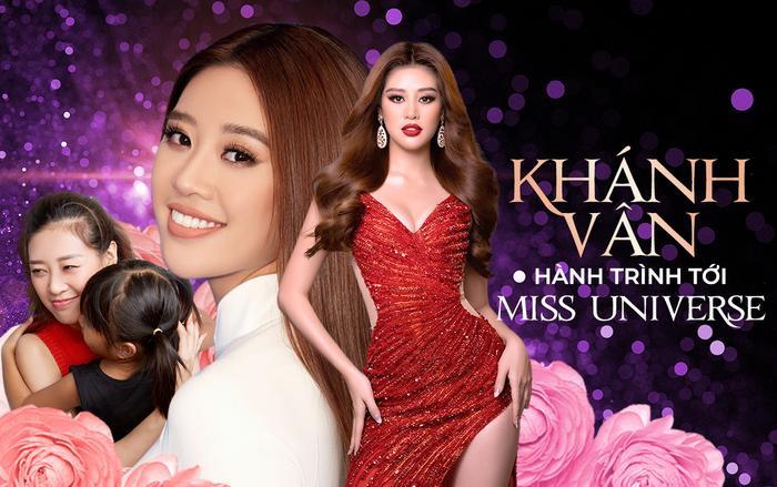 Hành trình lọt Top 21 Miss Universe của Khánh Vân: Trái tim yêu thương tỏa sáng với sự ấm áp Ảnh 2