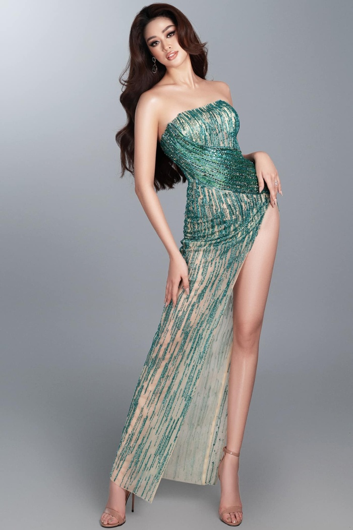 Hành trình lọt Top 21 Miss Universe của Khánh Vân: Trái tim yêu thương tỏa sáng với sự ấm áp Ảnh 6