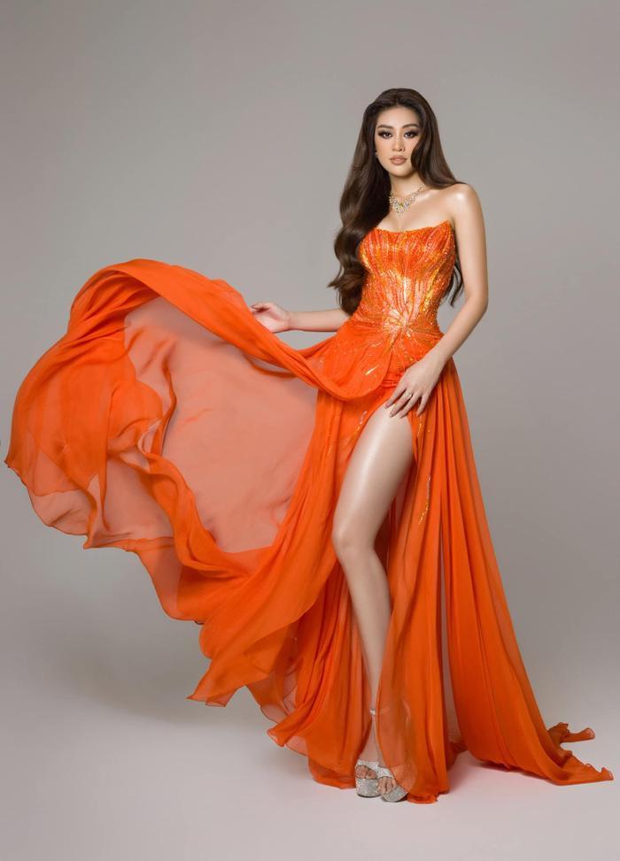 Hành trình lọt Top 21 Miss Universe của Khánh Vân: Trái tim yêu thương tỏa sáng với sự ấm áp Ảnh 29