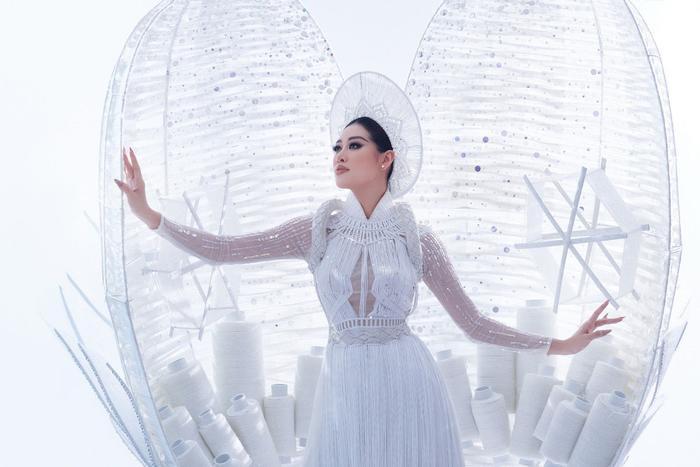 Rò rỉ bảng điểm của National Custume: Khánh Vân đang đứng thứ 4 thế nhưng sự thật là? Ảnh 6