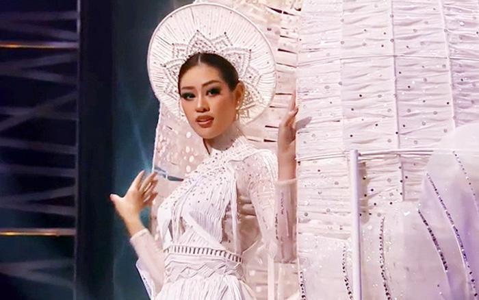 Rò rỉ bảng điểm của National Custume: Khánh Vân đang đứng thứ 4 thế nhưng sự thật là? Ảnh 3