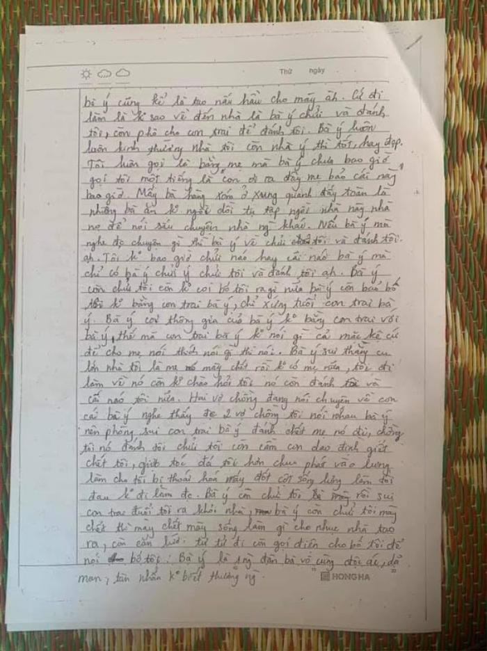 Chị họ mất tích rồi tử vong nghi do bị mẹ chồng chèn ép, anh Nguyễn Ngọc Mạnh phẫn uất đòi công bằng Ảnh 5