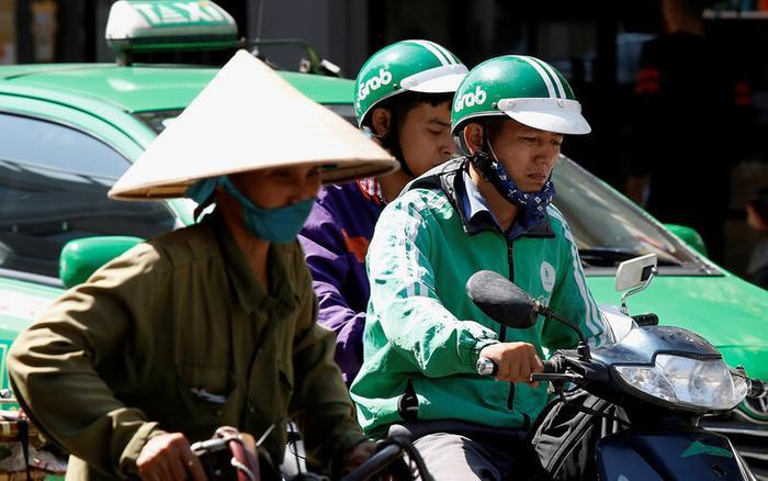 Grab tăng giá dịch vụ xe ôm 2 bánh ở Hà Nội từ tuần sau Ảnh 2