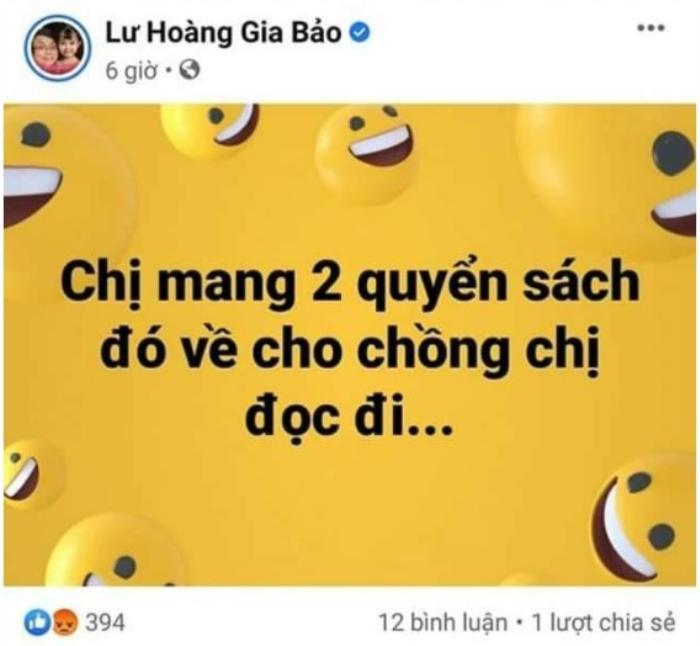 Con nuôi Hoài Linh phủ nhận chuyện hỗn với vợ chồng bà Hằng: 'Giả mạo tự đăng khích bác là chơi dơ' Ảnh 2