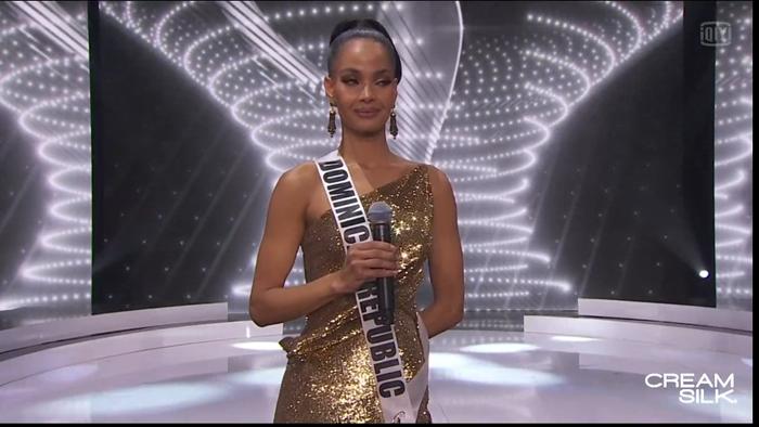 Trực tiếp chung kết Miss Universe 2020: Công bố top 5, người đẹp Mexico - Brazil - Peru đều góp mặt Ảnh 78