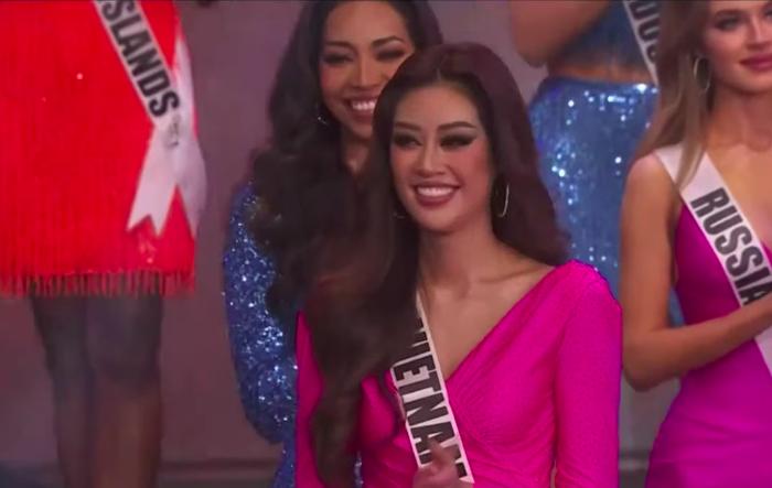 Khánh Vân dừng chân tại Top 21 Miss Universe: Tiếc nuối cho sự cố gắng của cô gái có trái tim yêu thương Ảnh 4