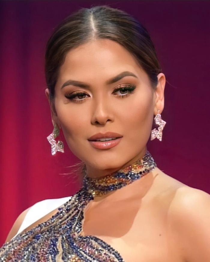 Nhan sắc và body cực phẩm của tân Hoa hậu Hoàn vũ 2020: Từng nổi danh với á hậu 1 Miss World 2017 Ảnh 14