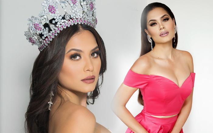Nhan sắc và body cực phẩm của tân Hoa hậu Hoàn vũ 2020: Từng nổi danh với á hậu 1 Miss World 2017 Ảnh 15