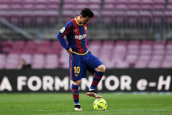 Messi không thể cứu Barca, tan mộng vô địch La Liga Ảnh 1
