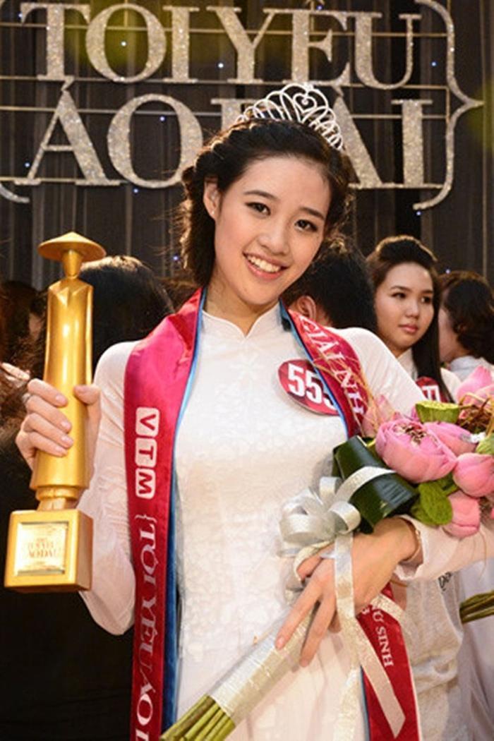 Học vấn của đại diện Việt Nam vừa dừng chân tại Top 21 Miss Universe 2020 - Nguyễn Trần Khánh Vân Ảnh 5