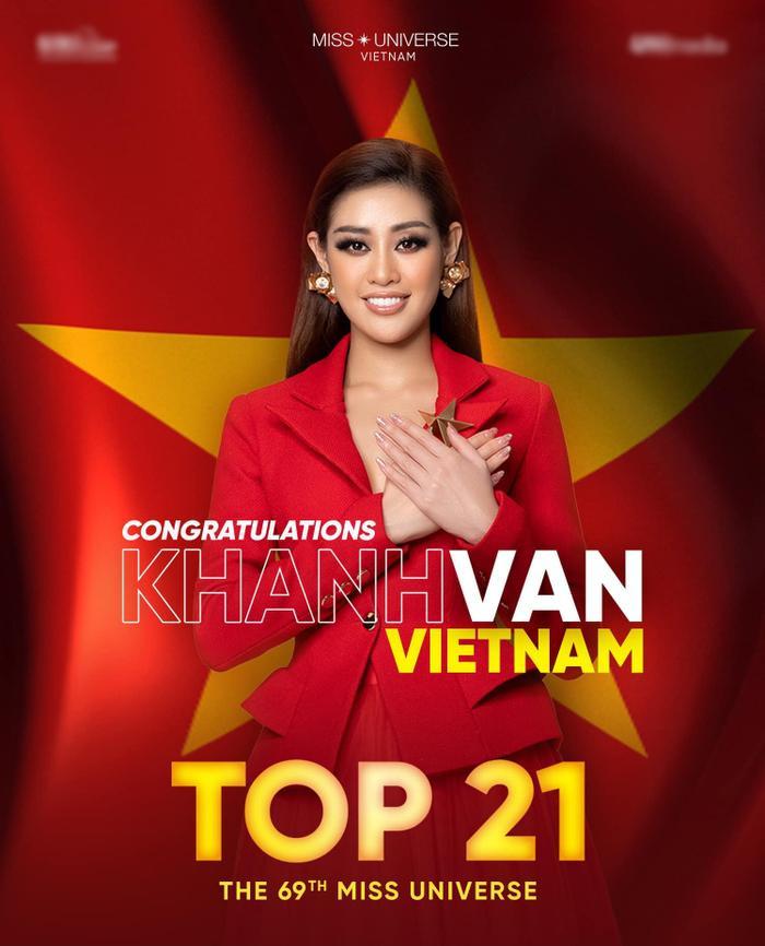 Miss Universe 2020 khép lại, Khánh Vân lập tức có hành động 'ghi điểm' với người hâm mộ quê nhà Ảnh 1