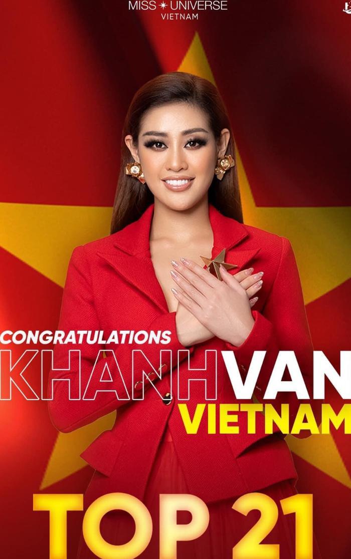 Mâu Thuỷ livestream trò chuyện cùng Võ Hoàng Yến, hé lộ thời gian Khánh Vân về nước sau Miss Universe Ảnh 2