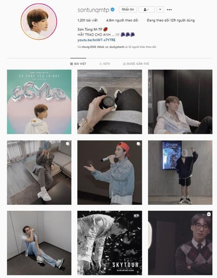 'Nước đi' xóa trắng Instagram của Jack là học hỏi từ Sơn Tùng để chuẩn bị comeback? Ảnh 5