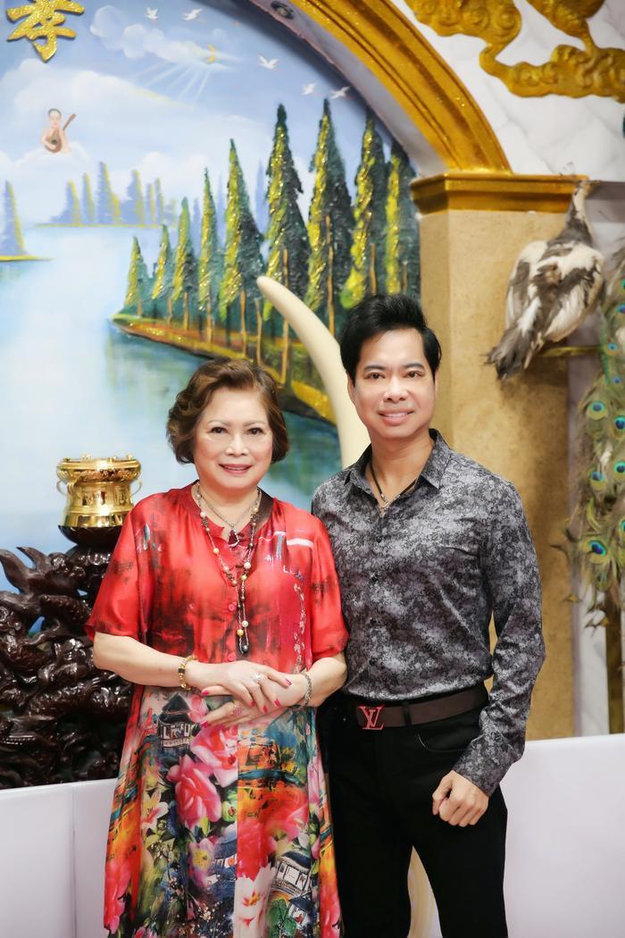 Ngọc Sơn cùng mẹ quyên góp 100 triệu, hỗ trợ những hoàn cảnh khó khăn Ảnh 3