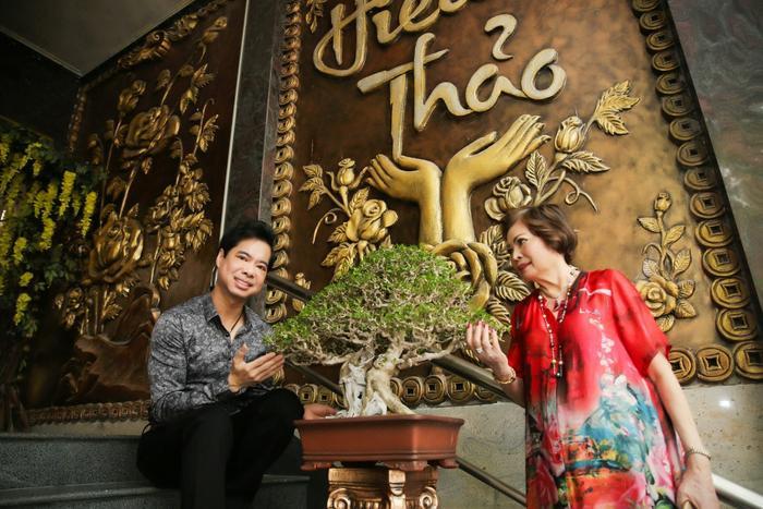Ngọc Sơn cùng mẹ quyên góp 100 triệu, hỗ trợ những hoàn cảnh khó khăn Ảnh 5