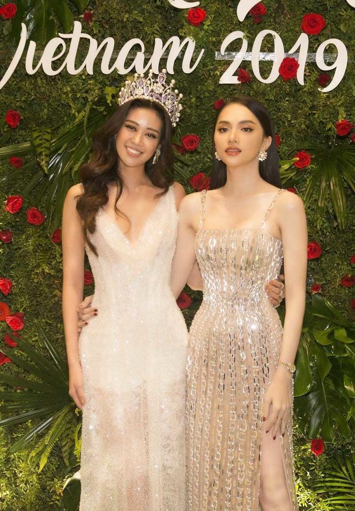 Xôn xao tranh cãi về Khánh Vân hậu Miss Universe 2020: 'Nhờ vận may của Hương Giang mới lọt top 21'? Ảnh 7