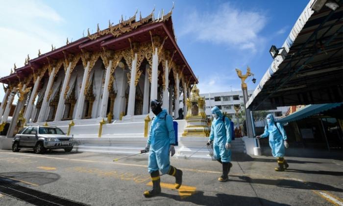Thái Lan tăng kỷ lục gần 10.000 ca Covid-19 một ngày Ảnh 1