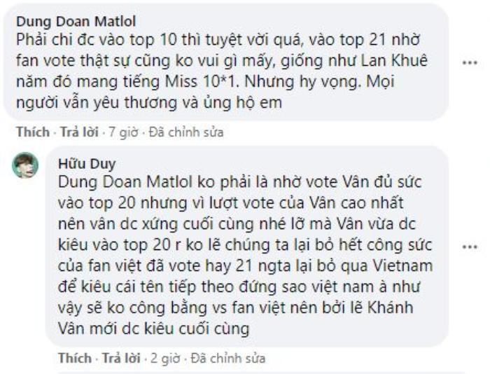 Giám đốc quốc gia Hoa hậu Hoàn vũ Việt Nam nói gì về kết quả Khánh Vân dừng chân Top 21? Ảnh 4