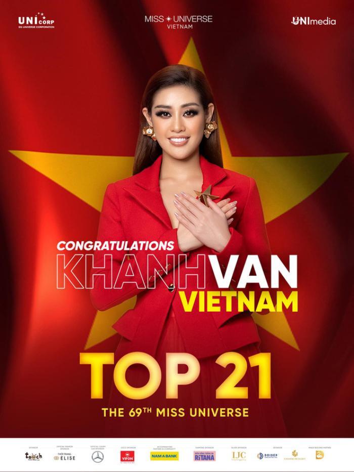 Giám đốc quốc gia Hoa hậu Hoàn vũ Việt Nam nói gì về kết quả Khánh Vân dừng chân Top 21? Ảnh 2