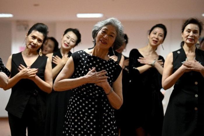 Người già Trung Quốc làm giàu nhờ mạng xã hội Ảnh 1