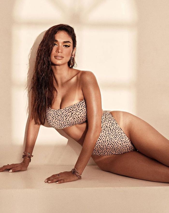 Miss Universe 2015 - Pia Wurtzbach mỉa mai vé vote của Khánh Vân, có ý coi thường khán giả Việt? Ảnh 4