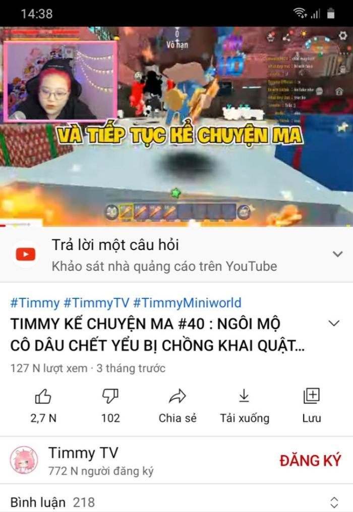 Kênh YouTube chứa nội dung độc hại với trẻ em ẩn toàn bộ video sau khi bị Cục Trẻ em 'điểm mặt gọi tên' Ảnh 5