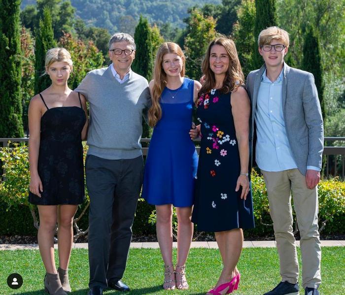 Các con của Bill Gates có thể nhận được hơn 10 triệu USD tiền thừa kế Ảnh 5