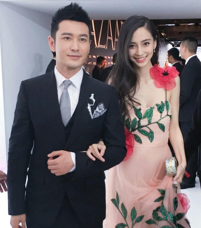 Huỳnh Hiểu Minh lần đầu lên tiếng phủ nhận ly hôn với Angelababy: 'Cảm ơn vợ đã không rời bỏ tôi' Ảnh 1