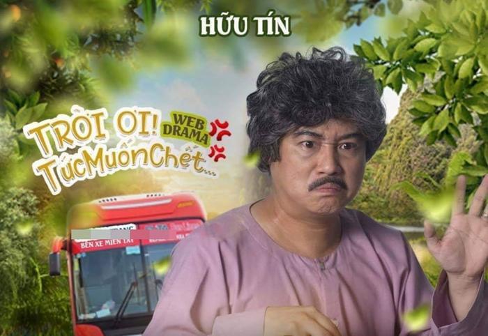 Chết cười với khoảnh khắc đu trend 'Em thấy anh buồn' của Lê Giang - Hoàng Sơn trong hậu trường phim mới