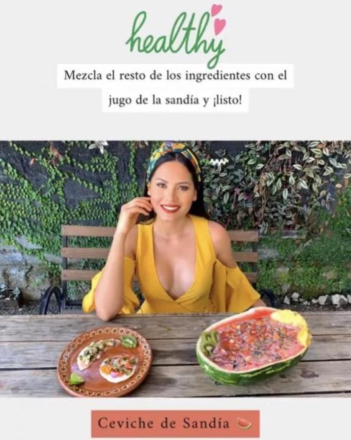 Những bí quyết giúp Hoa hậu Hoàn vũ 2020 Andrea Meza sở hữu body nóng bỏng Ảnh 9