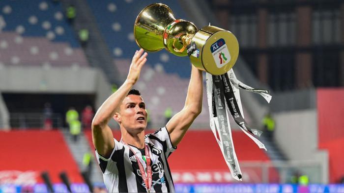 Juventus đoạt Cúp Quốc gia, Ronaldo lập thêm kỷ lục Ảnh 1