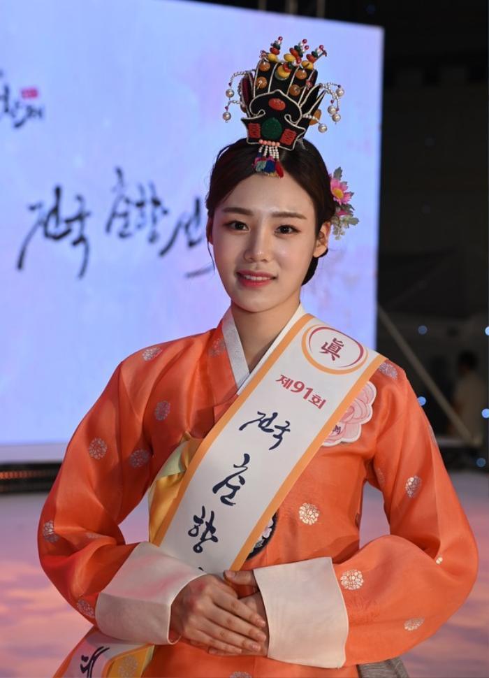 Lộ diện 'Tân Hoa hậu truyền thống Hàn Quốc 2021' Ảnh 2