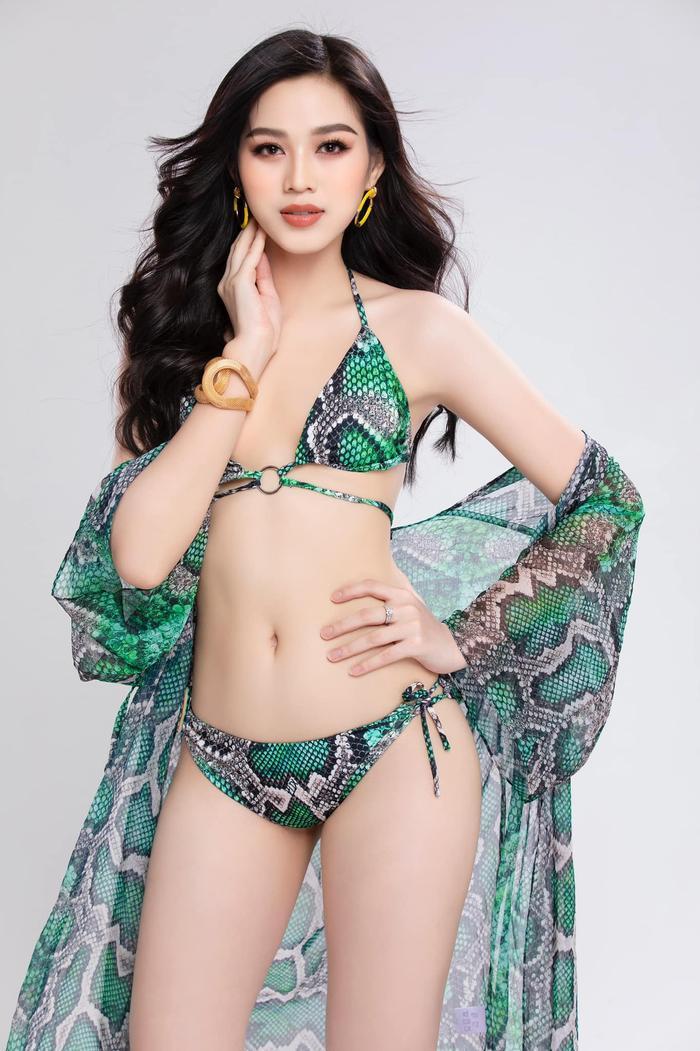 Fan 'đổ gục' trước sắc vóc kiêu sa của Đỗ Thị Hà: Sẵn sàng chinh phục vương miện Miss World 2021 Ảnh 2