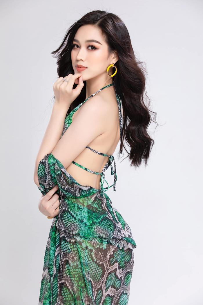 Fan 'đổ gục' trước sắc vóc kiêu sa của Đỗ Thị Hà: Sẵn sàng chinh phục vương miện Miss World 2021 Ảnh 3
