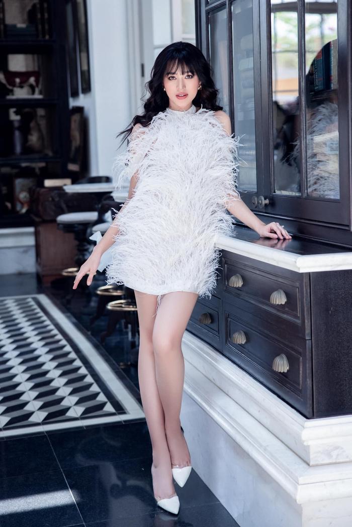 Fan 'đổ gục' trước sắc vóc kiêu sa của Đỗ Thị Hà: Sẵn sàng chinh phục vương miện Miss World 2021 Ảnh 5