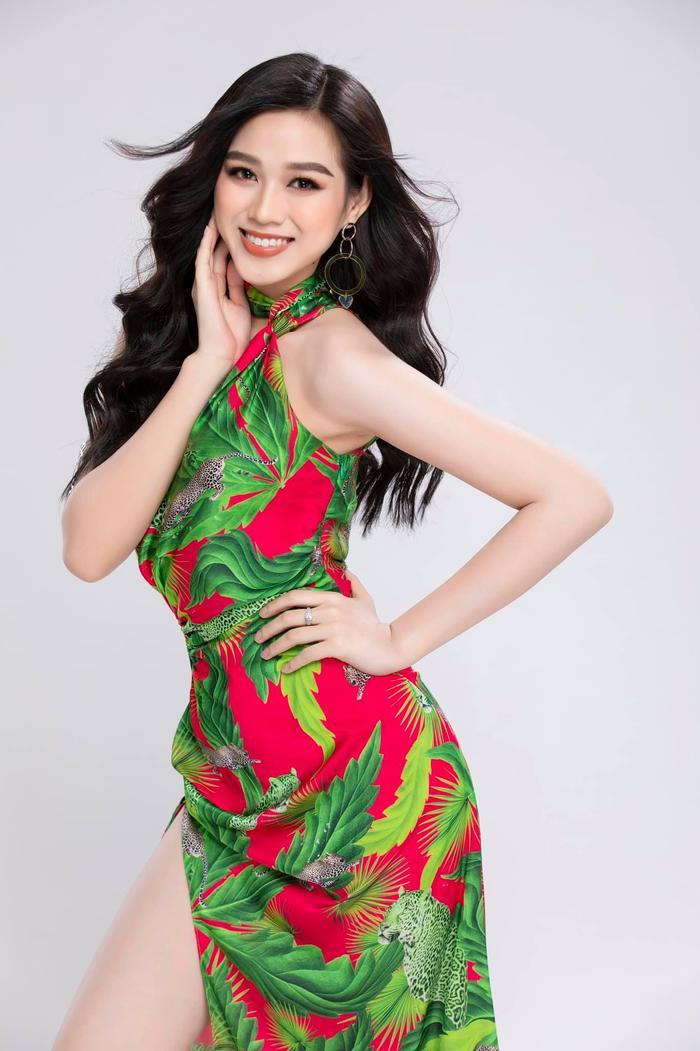 Fan 'đổ gục' trước sắc vóc kiêu sa của Đỗ Thị Hà: Sẵn sàng chinh phục vương miện Miss World 2021 Ảnh 6