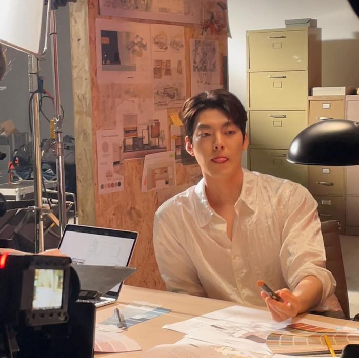 Kim Woo Bin - Shin Min Ah ra sinh là dành cho nhau Ảnh 2
