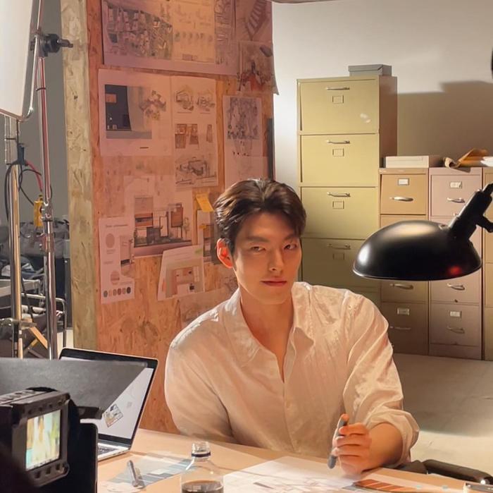 Kim Woo Bin - Shin Min Ah ra sinh là dành cho nhau Ảnh 1