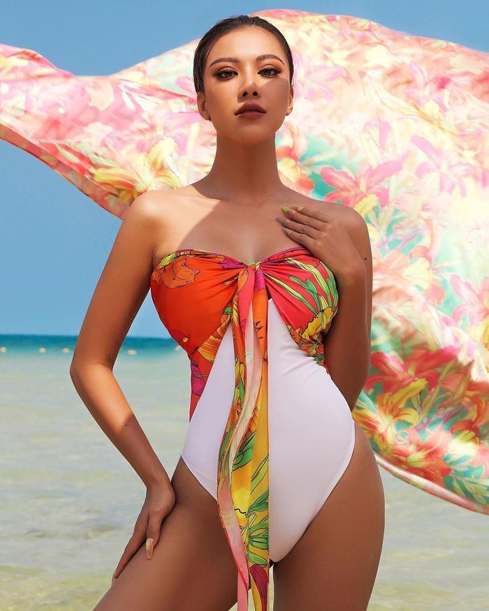 Á hậu Kim Duyên xuất hiện trên chuyên trang sắc đẹp Missosology Ảnh 6