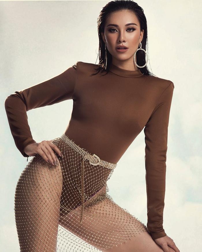 Á hậu Kim Duyên xuất hiện trên chuyên trang sắc đẹp Missosology Ảnh 7