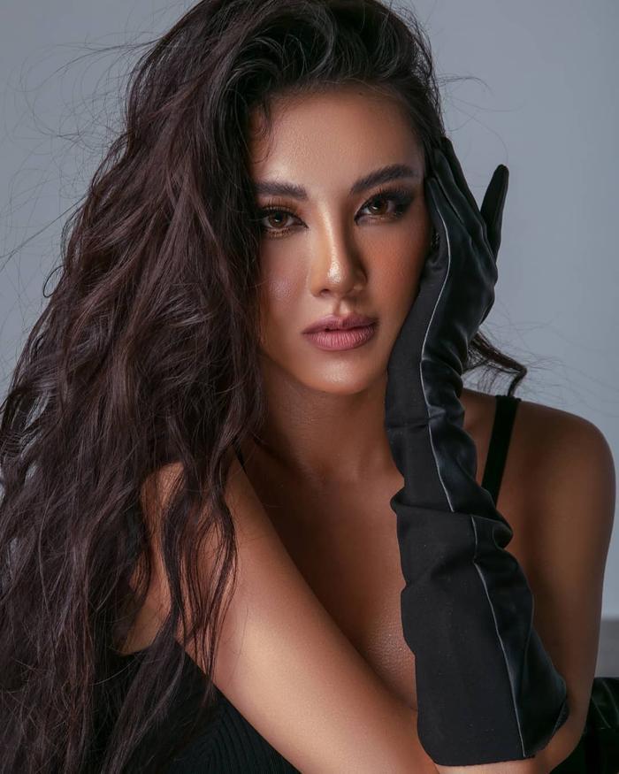 Á hậu Kim Duyên xuất hiện trên chuyên trang sắc đẹp Missosology Ảnh 1